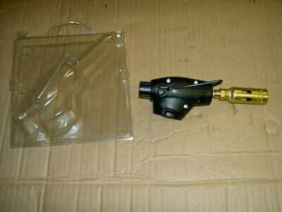 Rothenberger Rofire Adjustable Flame Blowtorch Manual Start 35507