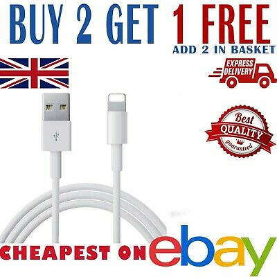 for iPhone USB Data Sync Cable Lead Charger