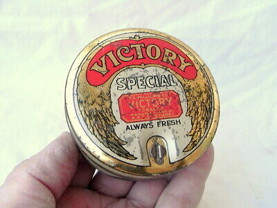 Old Victory Special Tobacco Tin 2 ozs