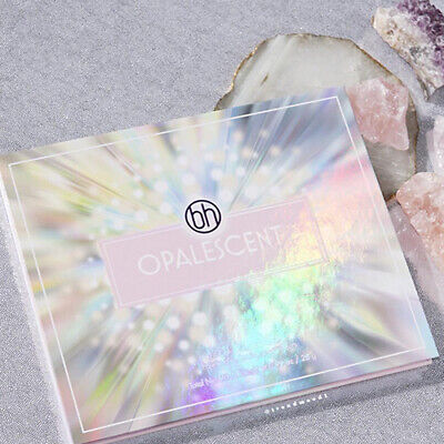 Bh Cosmetics 2019 New Opalescent 24 Color Eyeshadow Palette