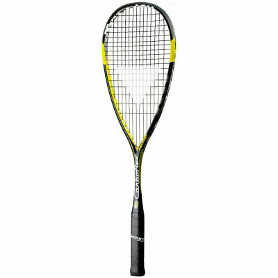 Tecnifibre Carboflex 125 Heritage Squash Racket With Free Cover, Towel & Grip