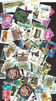 GB Stamps for postage £30 Face Value (30p - 39p range), Full Gum, Never Used.