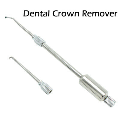 Dental Crown Remover With 2 Dental Crown Bridges Remover Kit NEW