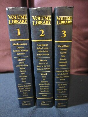 The Volume Library - Vols 1-3