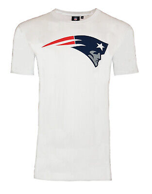NFL New England Patriots T Shirt Mens ALL SIZES Official NFL Team Apparel Jersey
