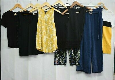 Job Lot Various New Look Women Clothing Top Trousers Various Sizes New With Tags