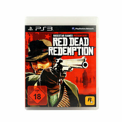[PS3] Red Dead Redemption | Playstation 3