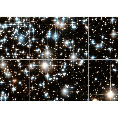 Star Clusters Hubble Cosmos Space Giant Wall Art New Poster Print Picture