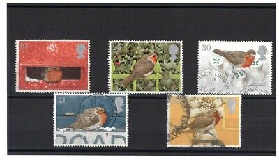 GB 1995 Commemorative Stamps~Christmas~Very Fine Used Set~Used Commemorative Set