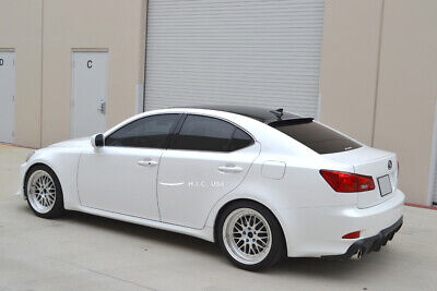 Lexus IS250/IS350 (06-12) Rear Window Visor / Roof Spoiler