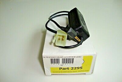 Autocom Part 2295 Honda Goldwing Gl1800 Stereo Music Interface Lead