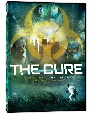 The Cure (2017) DVD = Brand New And Sealed Sci-Fi Thriller Movie