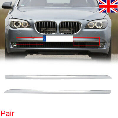 JS Left BMW 7/' Series F01 F02 F03 Front Bumper Headlamp Washer Cover