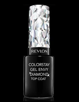 Revlon Colorstay 1 Top Coat Gel Envy Diamond Incroyable Ce Gel Seche Sans Lampe