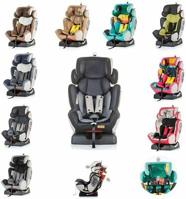 Child Baby Car Seat Booster Group 0 1 2 3 Up to 36 Kg Chipolino Max ECE R44/04