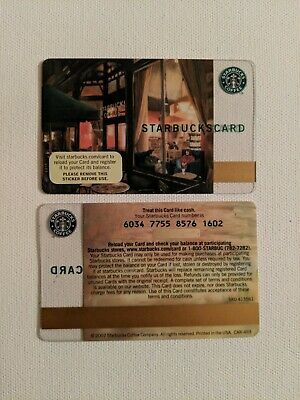 Twilight, 2007 - Collectible Starbucks Gift Card