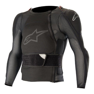 Alpinestars Sequence Motocross Body Protector Size Small