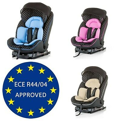 Baby Car Seat Multi Recline Isofix Mondo Chipolino Group 0 1 2 Up to 25kg New