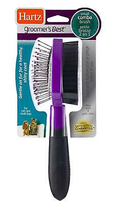 Hartz Combo Brush for Cats and Small Dogs