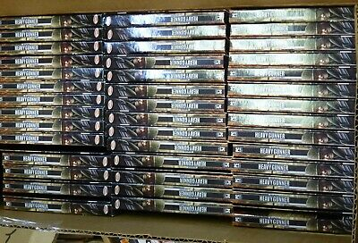 Video Game PC Wholesale Lot of 46 Marine Heavy Gunner Vietnam games NEW SEALED