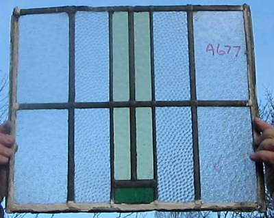 A677   Ca 1930s       Stained glass
