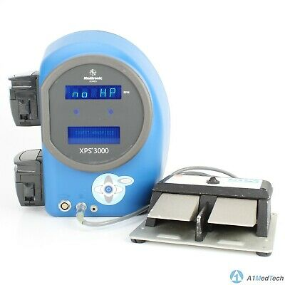 Medtronic XOMED XPS 3000 Console and Footswitch