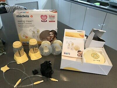 Medela Swing Maxi Double Electric Breast Pump...