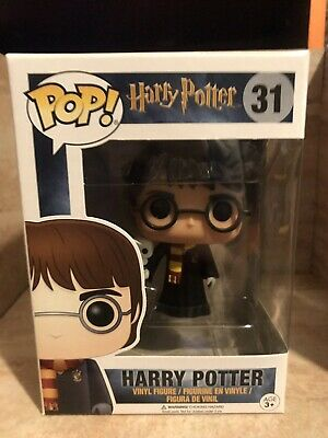 Movies Funko POP Harry Potter in Quidditch Outfit #5902