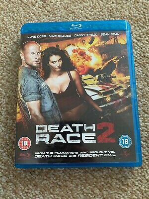 Death Race 2 (Blu-ray, 2010)