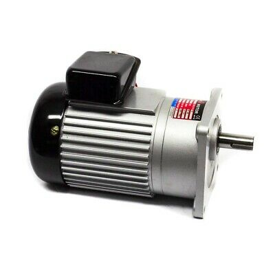 Gear Motor 1/4 HP 110 Volt 1420 RPM Single Phase 4-Pole Gearbox