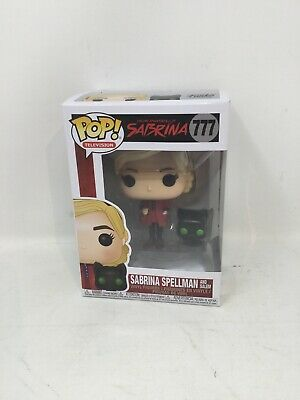 Funko Pop! TV Chilling Adventures Sabrina Spellman & Salem #777