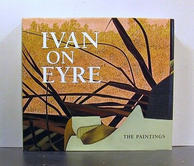 Ivan On Eyre,  A Lifetime of Paintings by Ivan Eyre, Canadian Artist, Art Canada