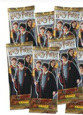 Harry potter contact trading cards set of 6 × £1.50 cards - free postage