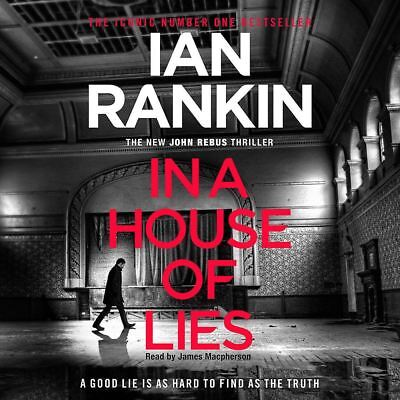 IN a House Of Lies By Ian Rankin - Audio CD