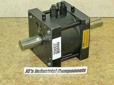 MICROMATIC MPR6-3 1V OIL Rotac Hydraulic Rotary Actuator