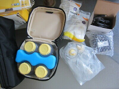 Medela Pump In Style Advanced Double Breast Pump On-the-go tote 57063 NEW
