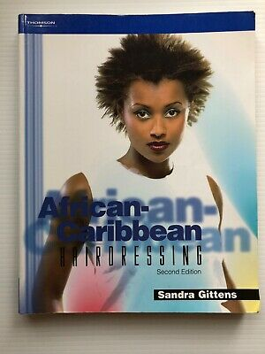 African-Caribbean Hairdressing 2nd Edition Textbook By Sandra Gittens