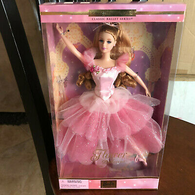Barbie Doll as Flower Ballerina from The Nutcracker Collector Edition 2001