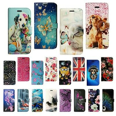 Leather Book Wallet Full Safe Phone Case Cover For Samsung Galaxy S10 5G & Many