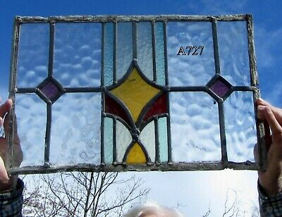 A727 Ca 1920s   Stained glass