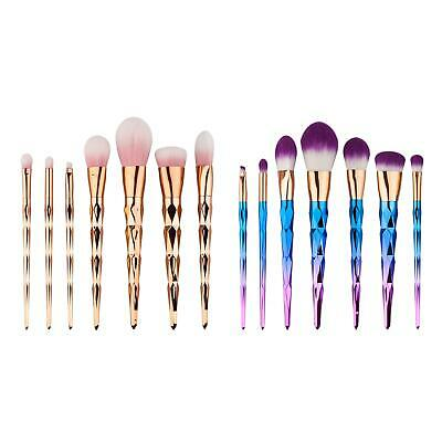 Diamond Soft Eyeshadow Makeup Brushes Set Pro Eye Shadow Blending Make Up Brush