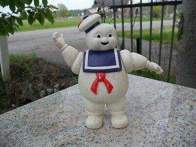 "The Real Ghostbusters ""STAY PUFT MARSHMALLOW MAN"" Action Figure Vintage 1984"