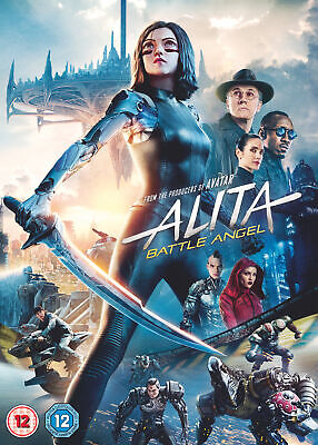 Alita: Battle Angel (DVD) Rosa Salazar, Christoph Waltz, Jennifer Connelly
