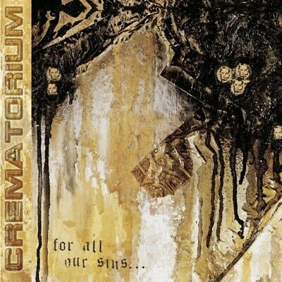 Crematorium For All Our Sins CD 2002 Death Metal Hardcore Metal New