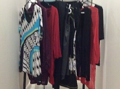 Taking Shape Bulk Lot Womens Clothes x 10