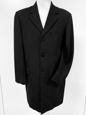Mens Classic Herringbone Prince Edward Jacket Coat Ex Hire Formal/Races/Wedding