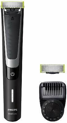 Philips Oneblade pro QP6510/60 Beard Trimmer with Comb Precision New