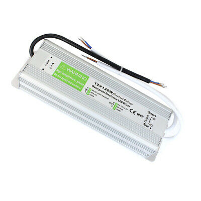 Waterproof DC12V IP67 120W 10A LED Driver Power Supply Transformer