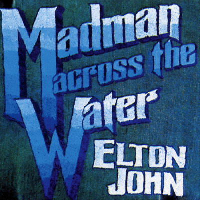 CD Musica Musicale Elton John Collection n 3 Madman Across The Water
