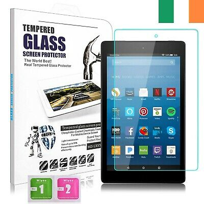Genuine Tempered Glass Screen Protector For AMAZON KINDLE FIRE 7? inch 2017